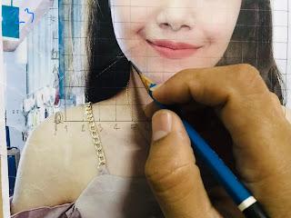 สอนวาดรูป เรียนวาดภาพเหมือน
