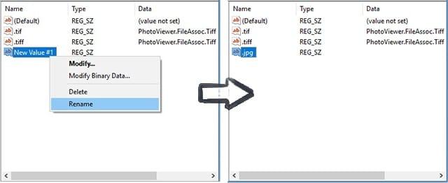 Cara mengembalikan Windows Photo Viewer di Windows 10 5