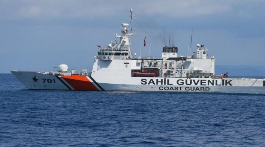 Οι ηρωικοί ψαράδες της Καλύμνου στα Ίμια απέναντι στα τουρκικά πολυβόλα