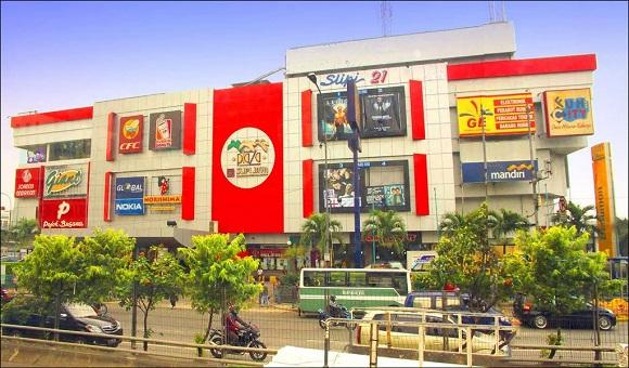 Plaza Slipi Jaya di Kemanggisan, Palmerah - Jakarta Barat