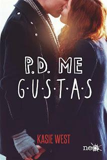 P.D. Me gustas   Kasie West
