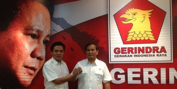 Prabowo Sumbang 5 Pokok Pemikiran Ke Jokowi, Tentang Apa?