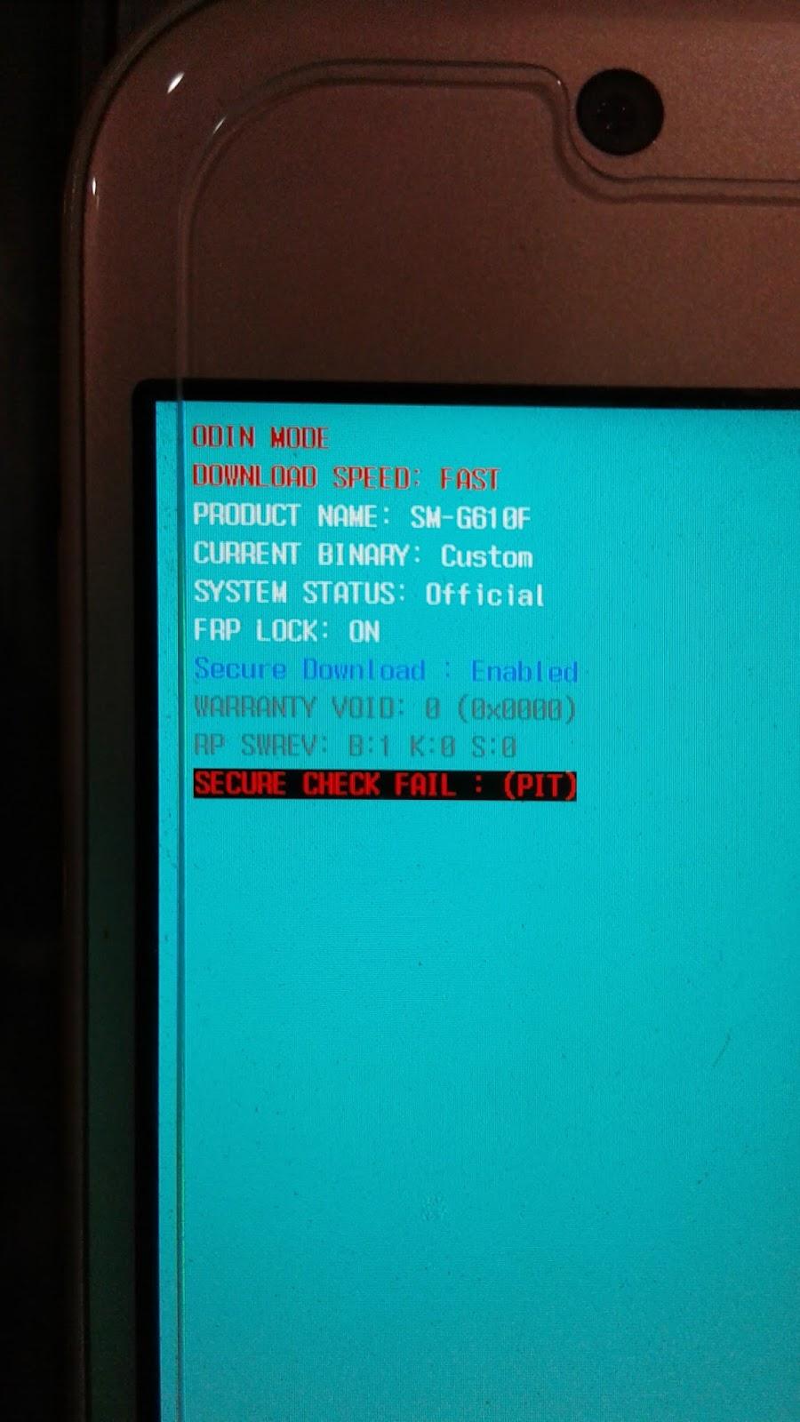 Samsung Galaxy On7 Prime SM-G610F Upgrade Firmware File 100