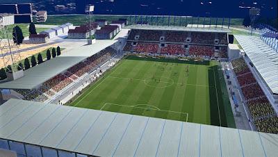 PES 2021 Stadium Cidade de Barcelos