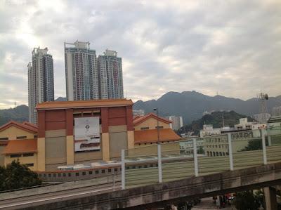HK Hiking @旅遊樂悠悠.com: 單車生態遊(一):大圍站,文化博物館,中央公園,劃艇會,馬料水