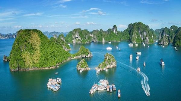 du lịch Hạ Long bằng thuyền
