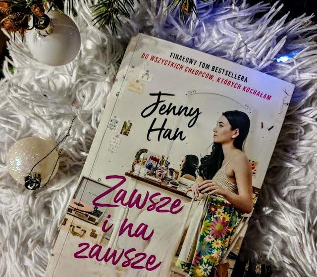 Wydawnictwo kobiece:  Jenny Han -  Zawsze i na zawsze