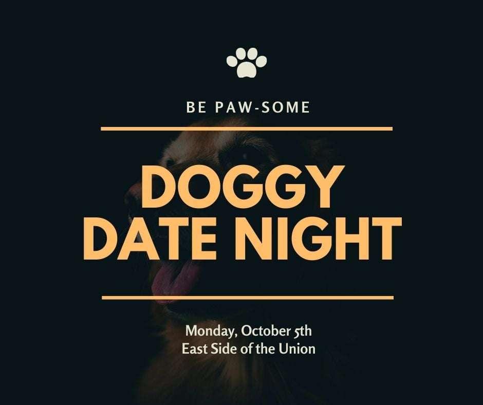 Doggy Date Night Wishes Beautiful Image