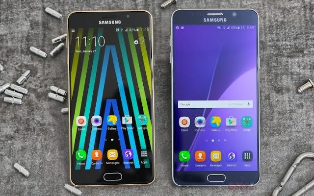 Rom global cho Samsung Galaxy A7 2016 (SM-A7100)
