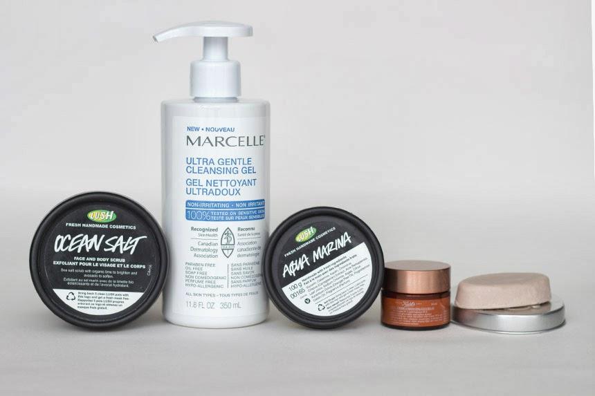 Marcelle cleansing gel