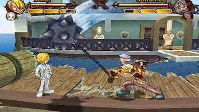Download Game One Piece Grand Adventure PS2 GAME ISO
