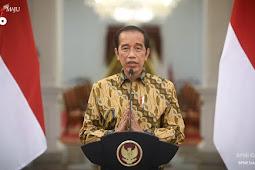 Jokowi Umumkan Perpanjangan PPKM Level 4 hingga 2 Agustus 2021