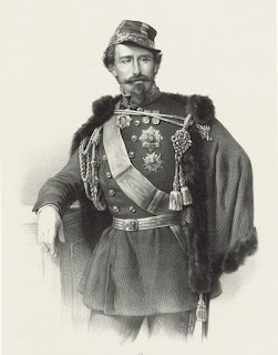 The Italian General Alfonso Ferrero La Mormora