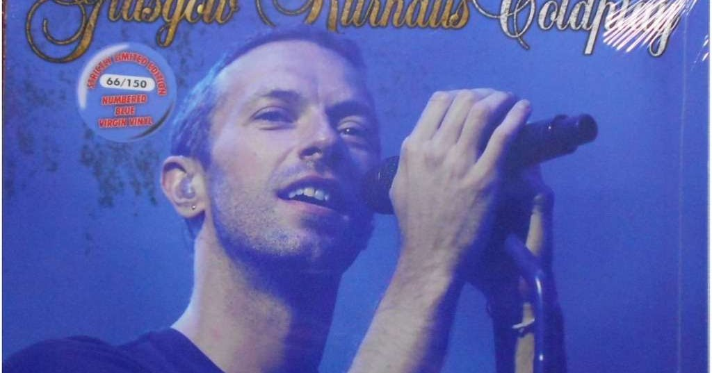 RELIQUARY: Coldplay [2014.04.26] Complete Show (Baden