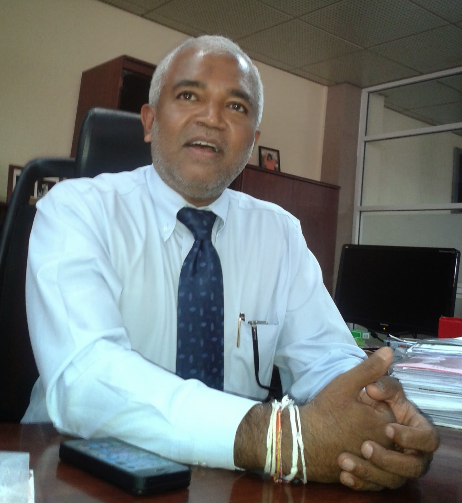Mr. Sudath Tennakoon - MD - Central Bearings and Machinery