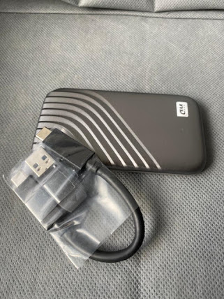 Western Digital MyPassport SSD