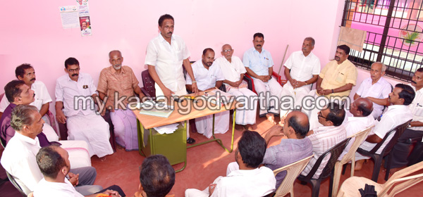 Kerala, News, Kasargod, Muliyar, K. Neelakantan, KPCC Secretary K. Neelakantan against Government.