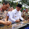 Wakil Gubernur Banten Hadiri Peresmian Gedung Di Lingkungan Mapolda Banten