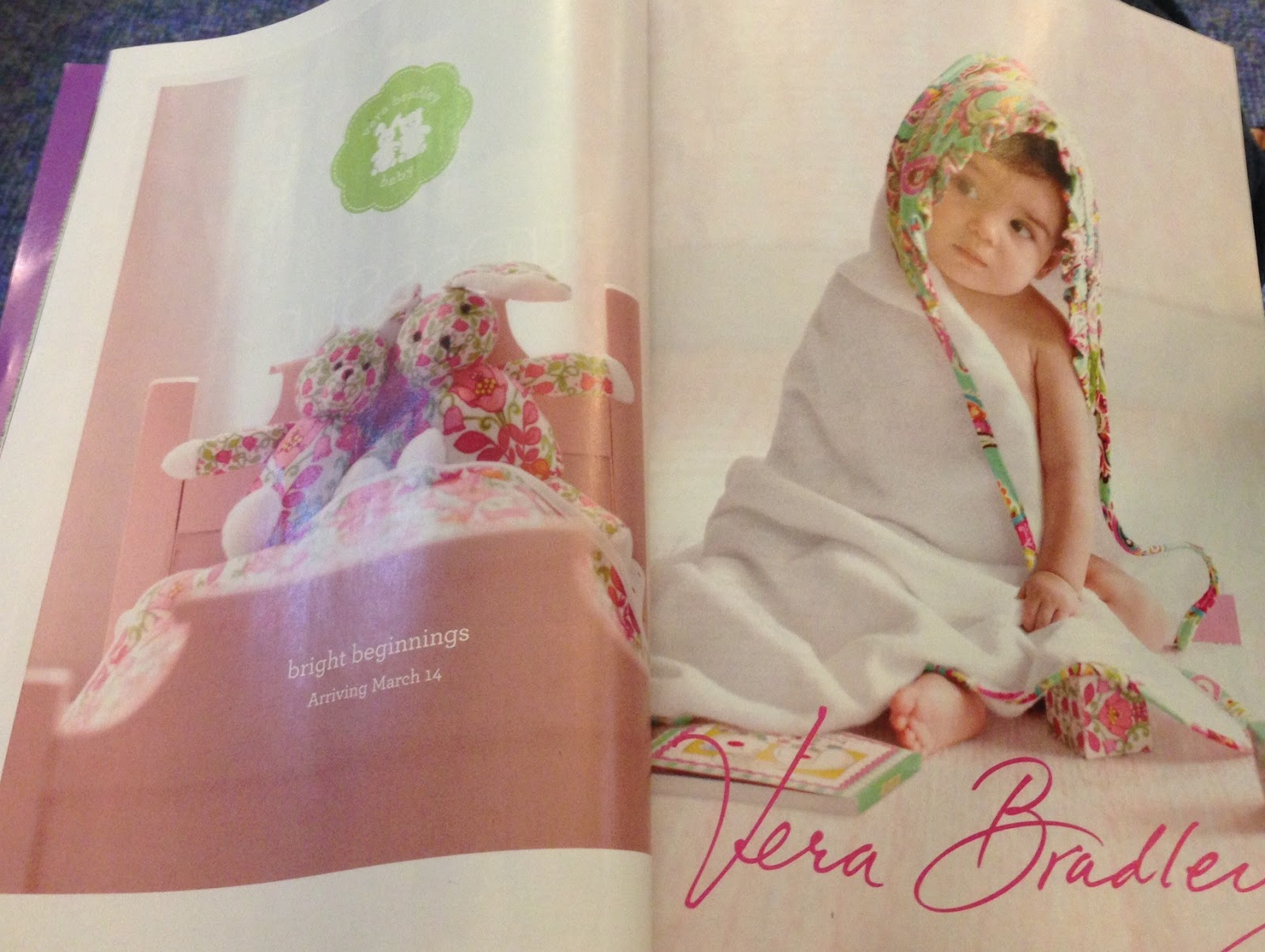 OhMyVera! A blog about all things Vera Bradley: February 2013