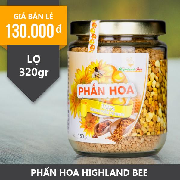 Phấn hoa ( ong) Highland Bee