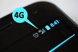 Cara Lock 4G Dengan Mudah Untuk Mendapatkan Sinyal 4G LTE Only