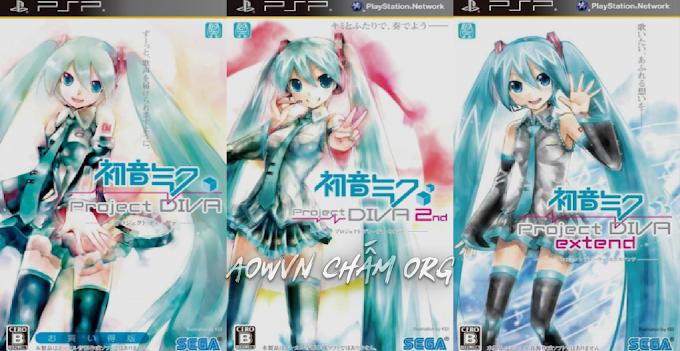 Game Hatsune Miku - Project Diva ( 2nd, Extend ) | Android - Siêu phẩm Rhythm game Vocaloid