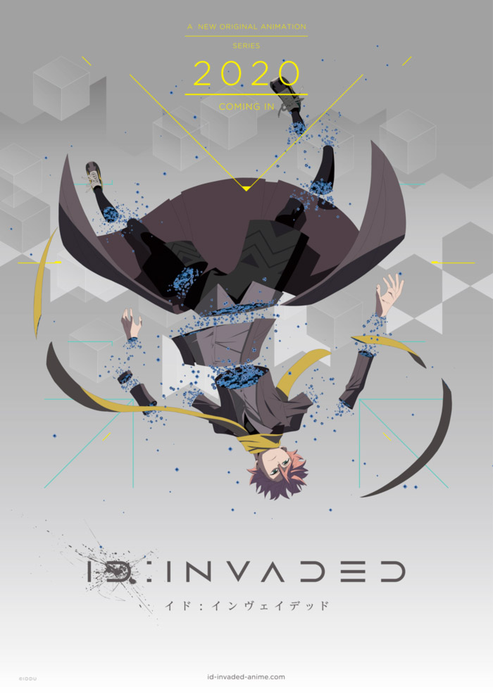 ID: INVADED anime