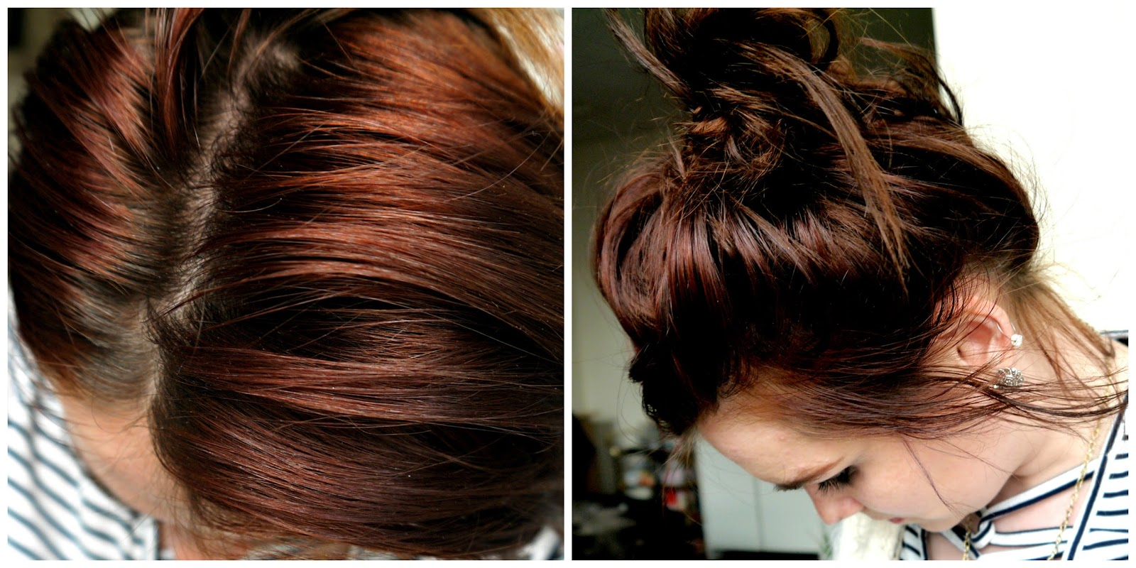How To Dye Your Hair Light Brown Naturally