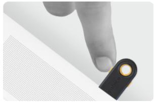 YubiKey NFC 5 Tap