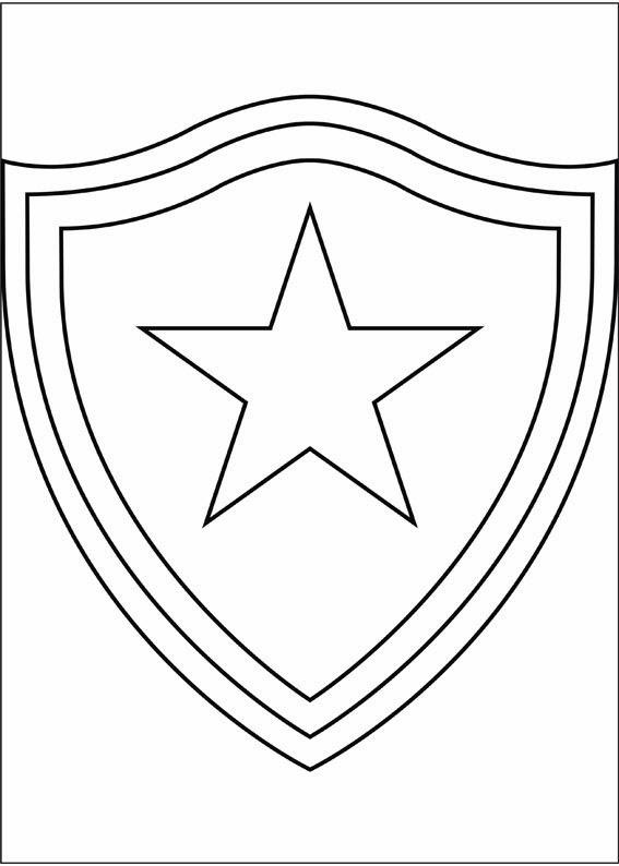 Desenhos de Times de Futebol - Mascotes, Escudos para ...