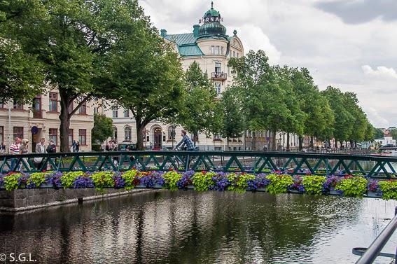 Visitando Suecia: Un dia en Uppsala