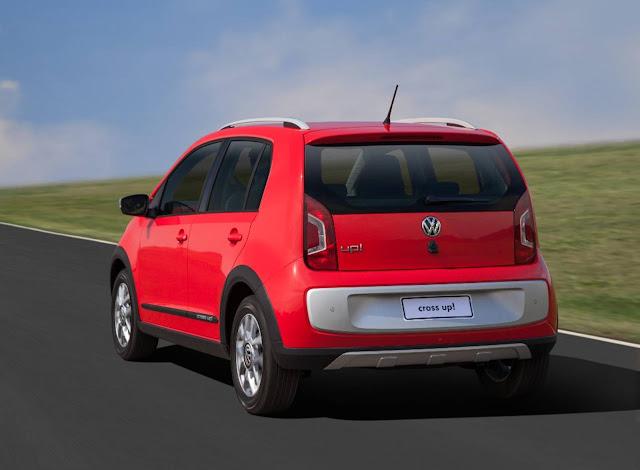 Volkswagen Up! Cross 2017