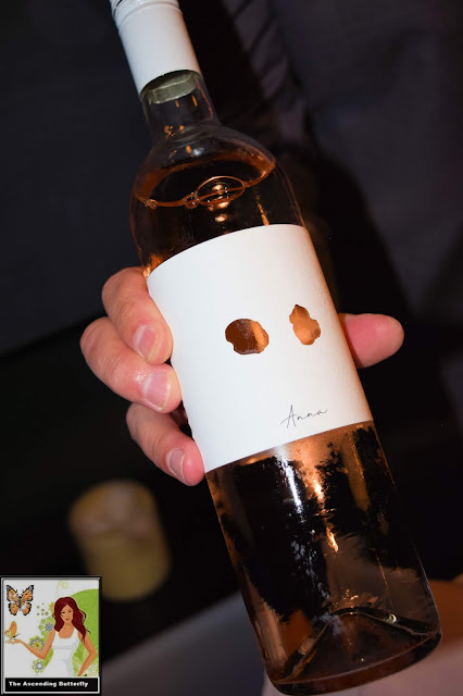 Vias Imports Anna Rosé Wine
