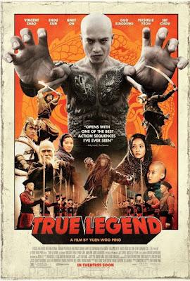 Sinopsis film True Legend (2010)