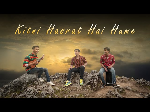 Kitni Hasrat Hai Hume Lyrics  - (Refix) Rawmats