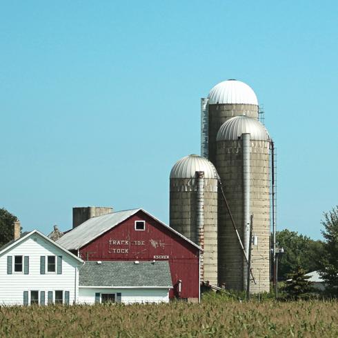 Wisconsin Rural Road Trip