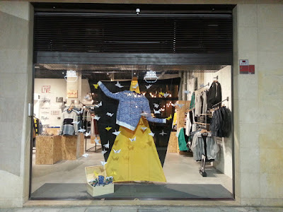 Green Pear Diaries, visual merchandising, Ártidi, La Clika, Barcelona