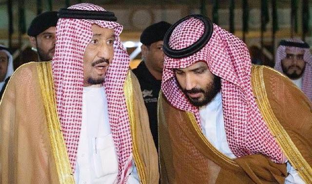 Ya Allah, Raja Salman Dilarikan Ke Rumah Sakit