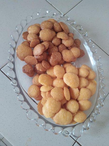 කොයින් බිස්කට් හදන හැටි (Koyin Biscuits Hadana Hati) - Your Choice Way