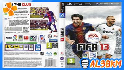 تحميل لعبة FIFA 13 psp مضغوطة لمحاكي ppsspp