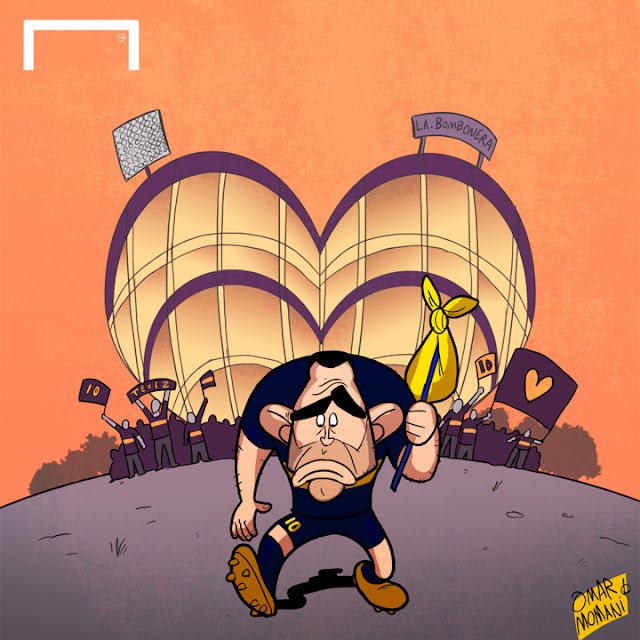 Tevez cartoon