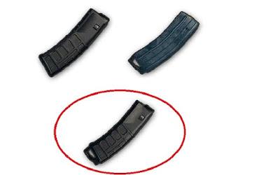 Tốc độ bắn nhanh lẹ ở thể loại liên thanh của AKM bắt buộc cần một băng đạn lớn hơn bình thường bắt đầu chắc là hiệu quả đc