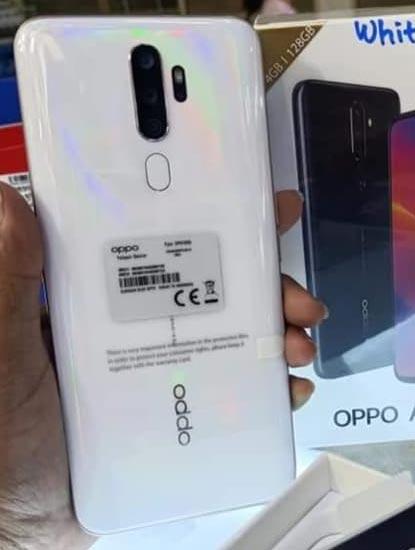 Spesfikasi dan Harga Oppo A5 2020 RAM 3GB dan 4GB