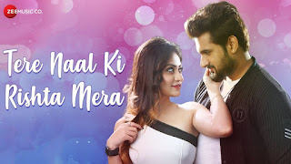 Tere Naal Ki Rishta Mera Lyrics  | Official Music Video | Krishna Beura | Sourabh Chatterjee