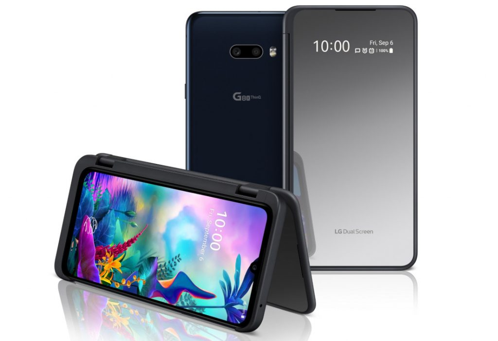 IFA 2019: LG G8X ThinQ and Dual Screen now official