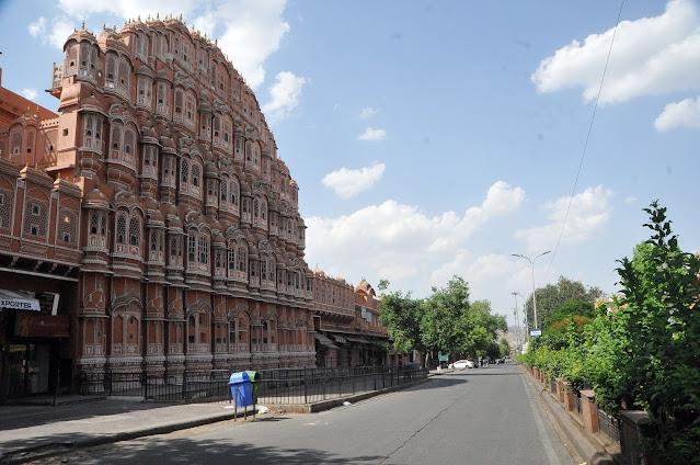 राजस्थान में लॉकडाउन 17 मई तक बढ़ा