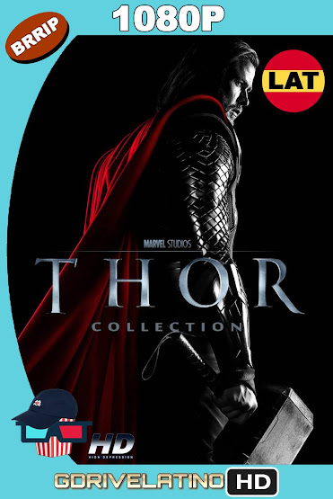 Thor Colección (2011-2017) BRRip 1080p Latino-Ingles MKV