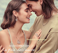 """Concorso Stroili """" La gioia dell'Amore """" : vinci gratis collane, bracciali e orecchini e soggiorno in Val d'Aosta"""