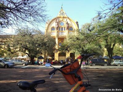 Devaneios de Biela em Porto Alegre
