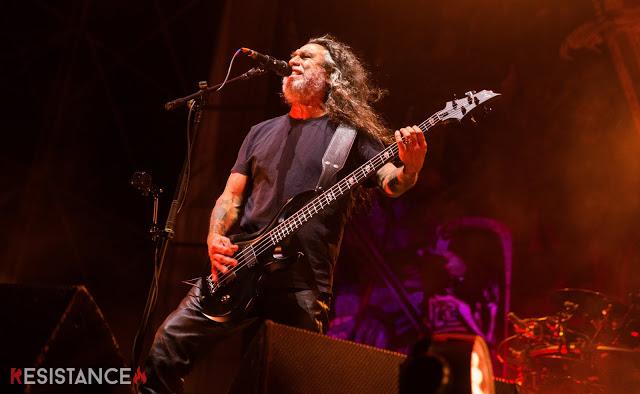 """#LiveReview: Slayer + Anthrax en Viña: """"Comienzos y finales"""""""